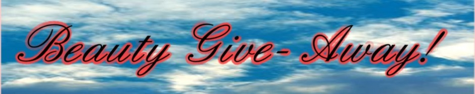 give away header